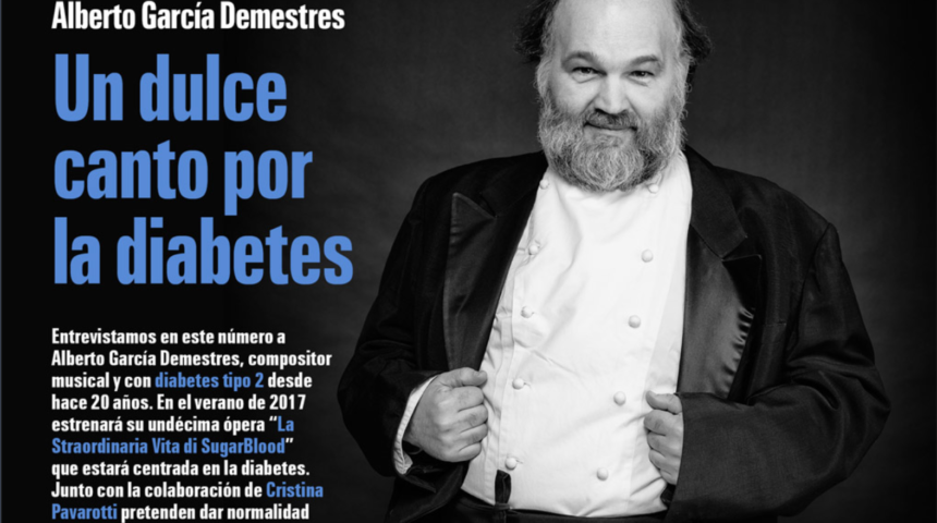 REVISTA DIABETES AHORA - Mayo 2017